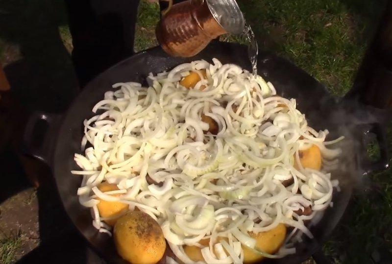 картошка по сибирски рецепт