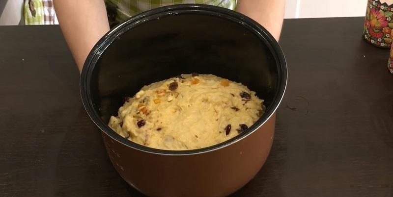 простой рецепт кулича пасхального