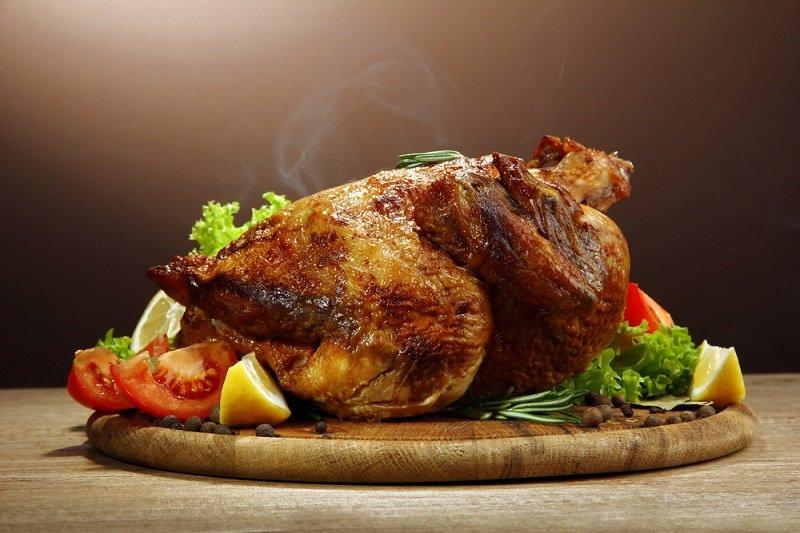 маринованная курица в соевом соусе