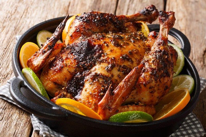 маринованные куриные голени в духовке