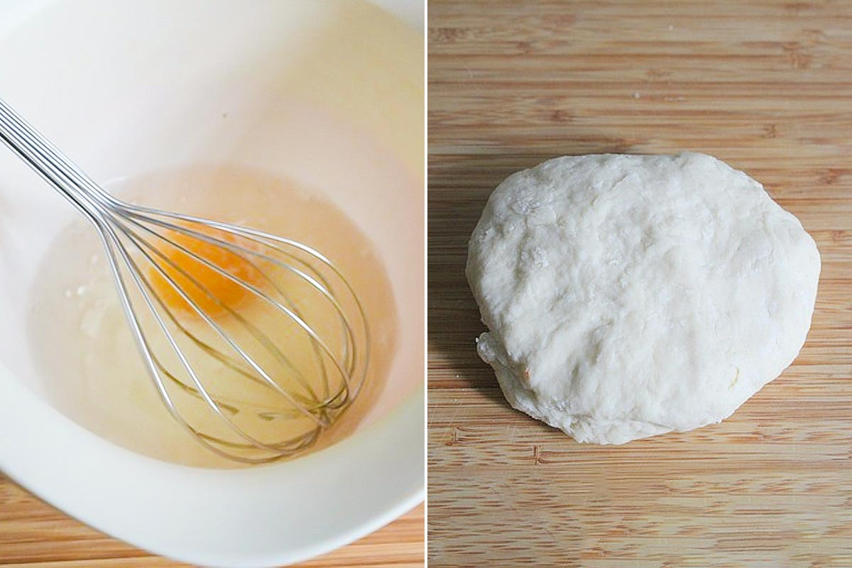 Лепешки, что можно сготовить, если дома кроме муки и соли ничего нет Кулинария,Советы,Брынза,Вода,Лепешки,Масло,Мука,Сковорода,Тесто,Яйца