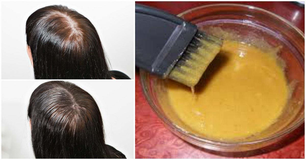 Маски для густоты волос с горчицей в домашних условиях