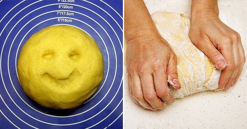 мягкое печенье для детей