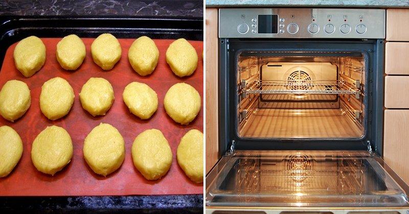 мягкое печенье в духовке