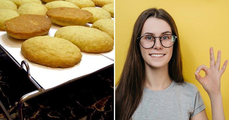 мягкое печенье на сметане без масла