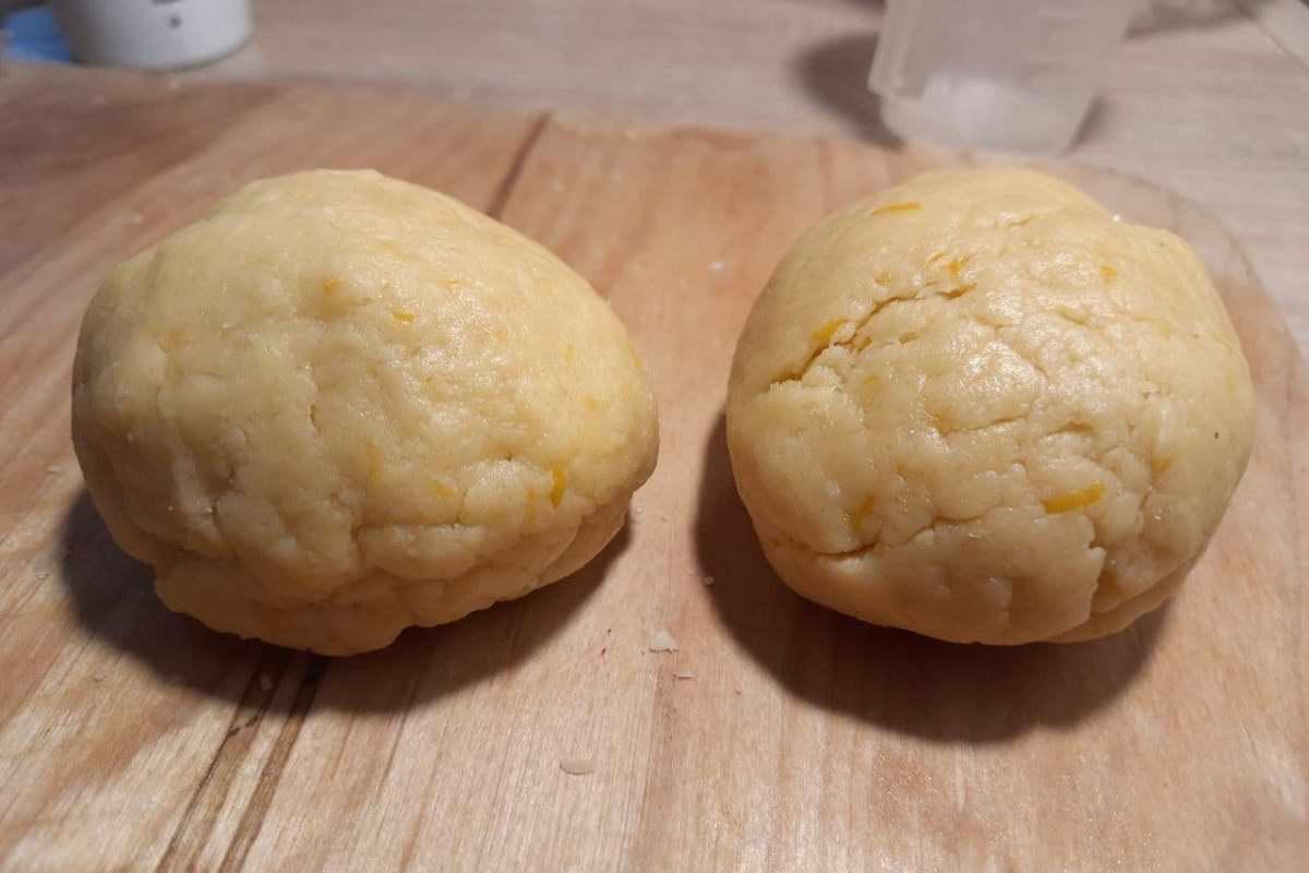 Изящная версия тертого пирога из детства со сметаной вместо варенья Кулинария,Десерт,Пирог,Сметана