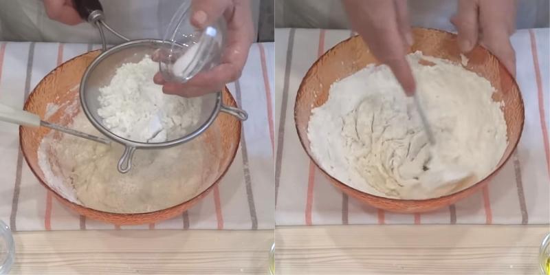рецепт пирога с рыбой в духовке