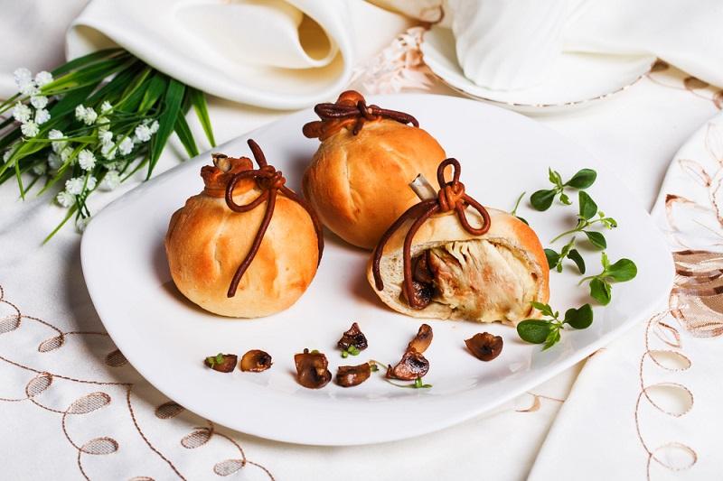 рецепты пирожков с мясом