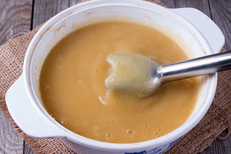 рецепт соусов из яблок