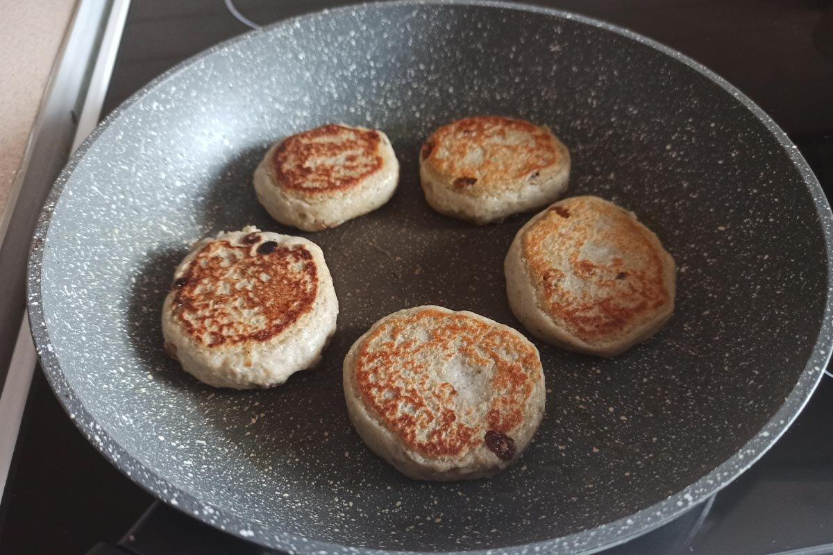 тофники на сковороде