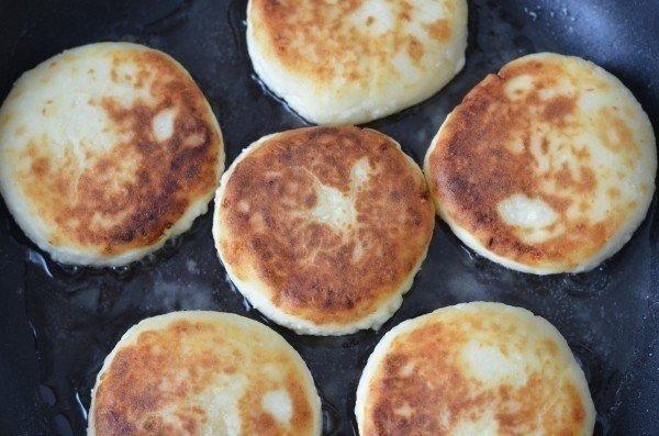 рецепт идеальных сырников