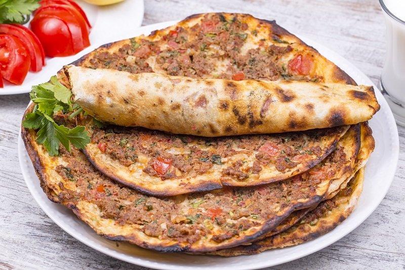 рецепт тонкой пиццы на дрожжах