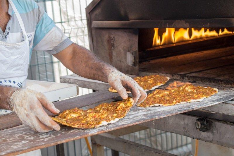 рецепт тонкой пиццы в духовке