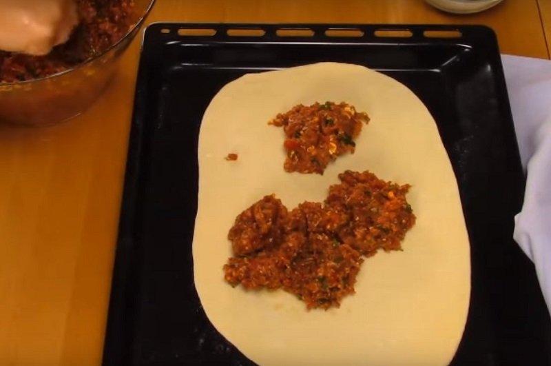 рецепт вкусной и тонкой пиццы