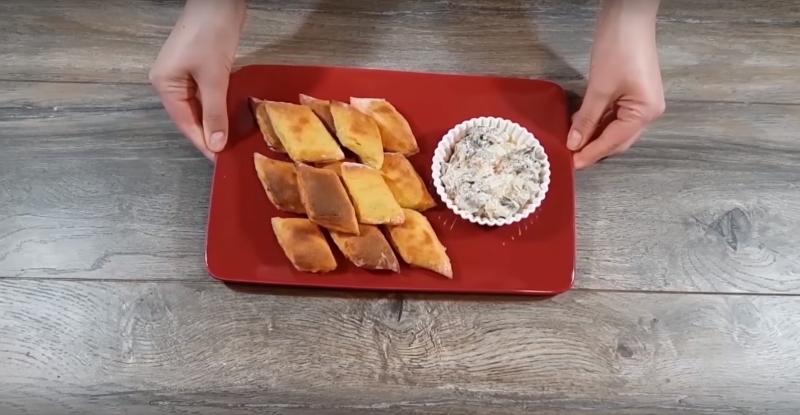 швильпикай из картофеля