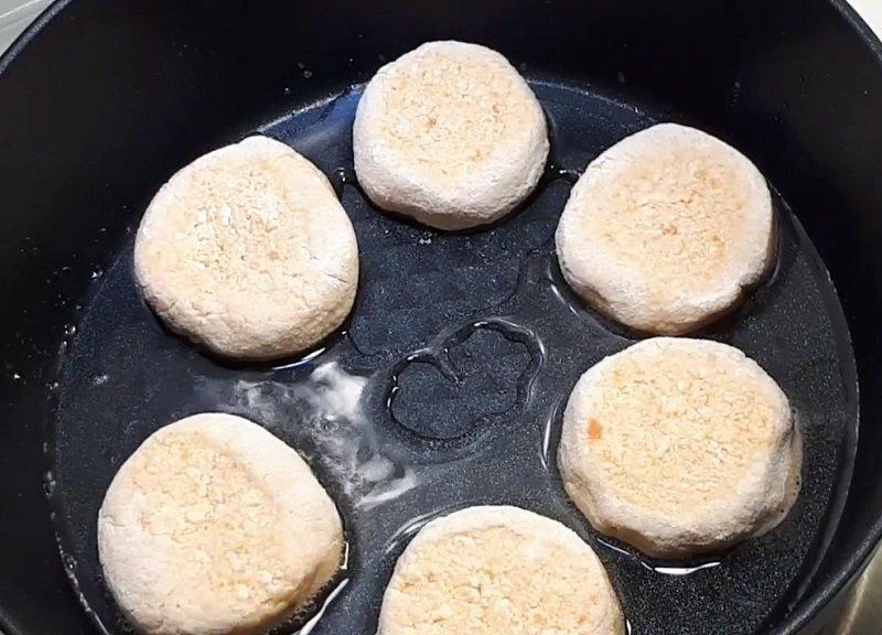 легкий рецепт вкусных сырников