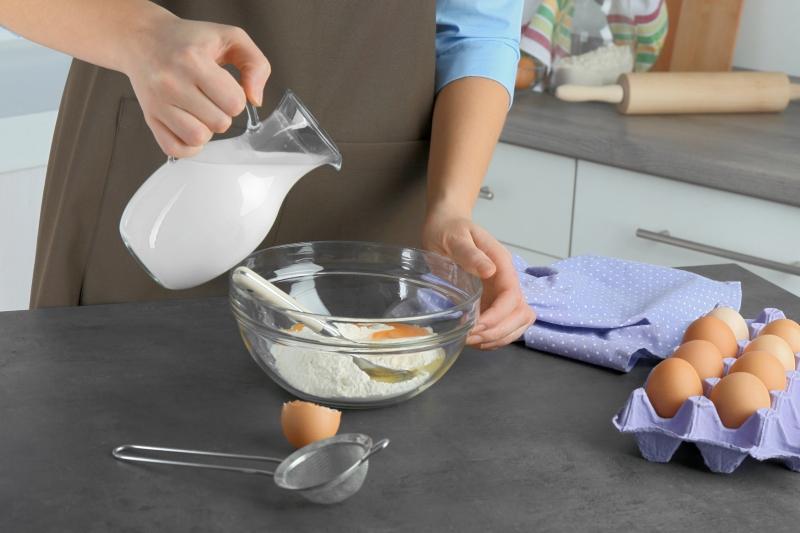 Рецепт вкусных тонких блинов