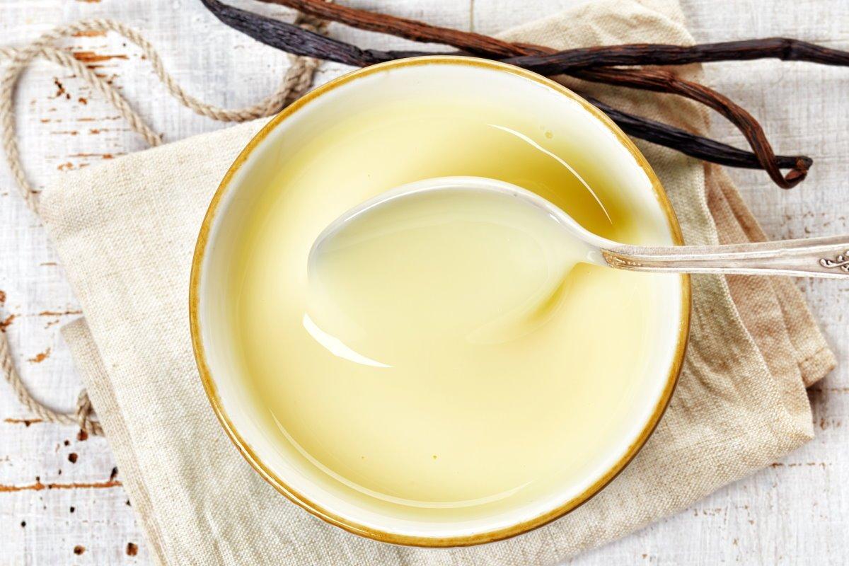 Рецепт заварного крема для торта на основе йогурта