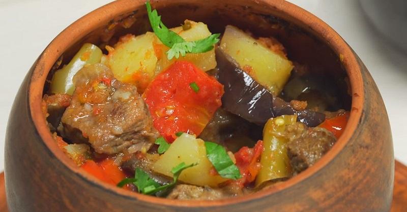 рецепты блюд в горшочках в духовке