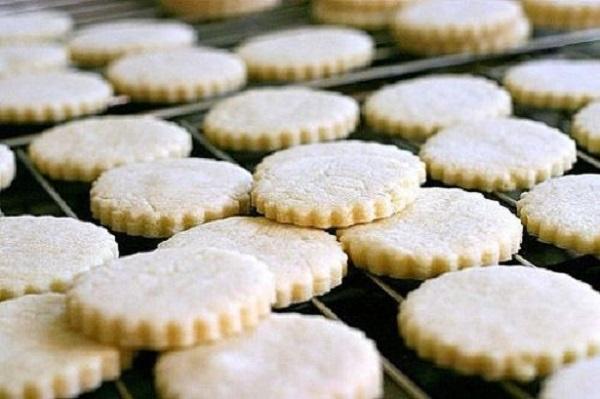 печенье с плавленым сыром