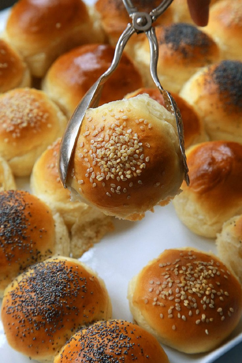 рецепты домашних булочек