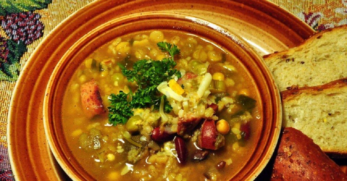 Порция здоровья в тарелке супа: 5 лучших рецептов первых блюд!
