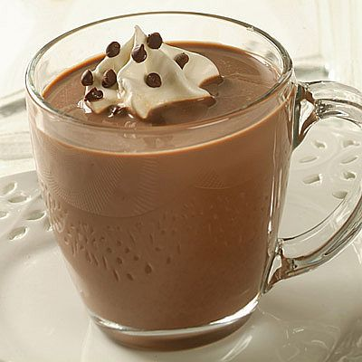 горячий шоколад по-испански