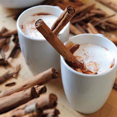 австрийский горячий шоколад