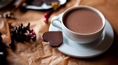 горячий шоколад баваруаз