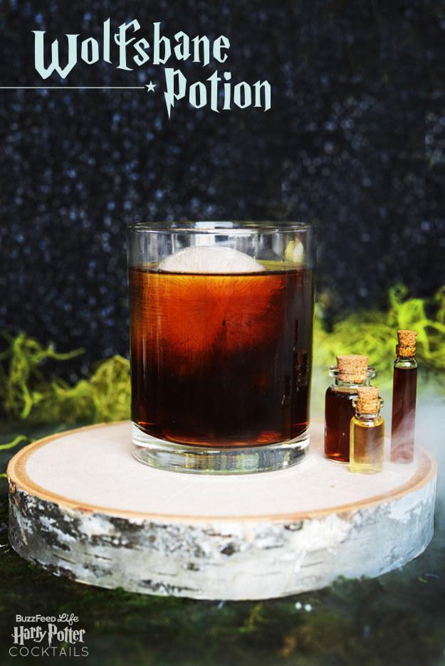 рецепт коктейля «Волчье противоядие»