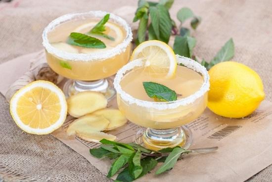 имбирный лимон