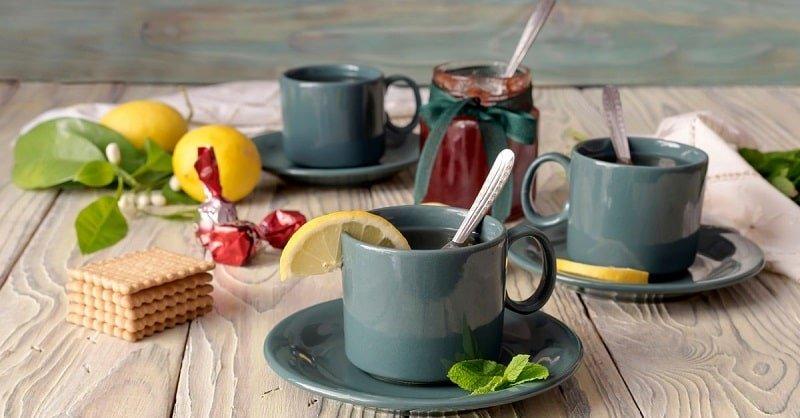 Подборка рецептов полезных чаев