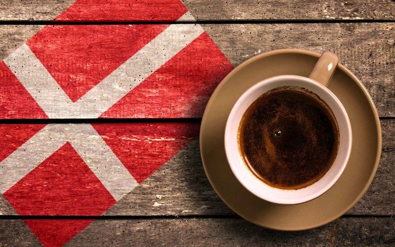 кофе по-датски