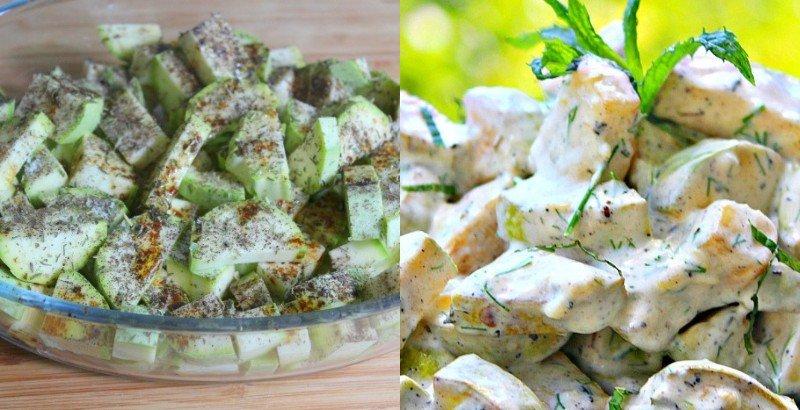 рецепты десертов с мятой