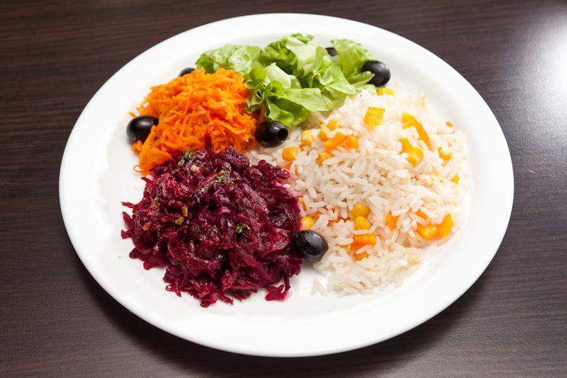 рецепты салатов на ужин для похудения