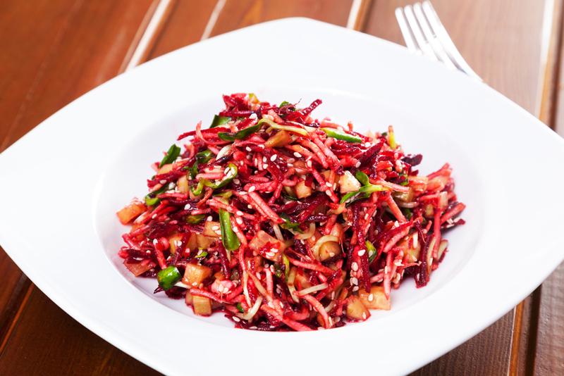 рецепты вкусных салатов для похудения