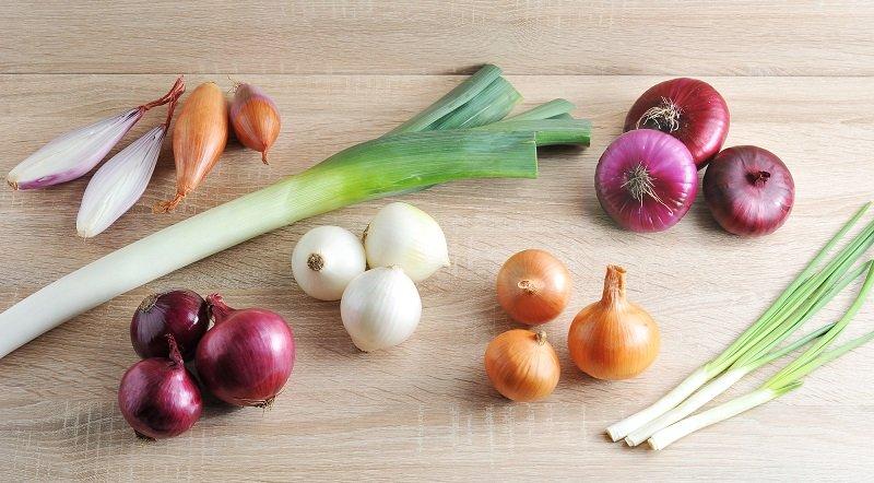 рецепт салата с маринованным луком