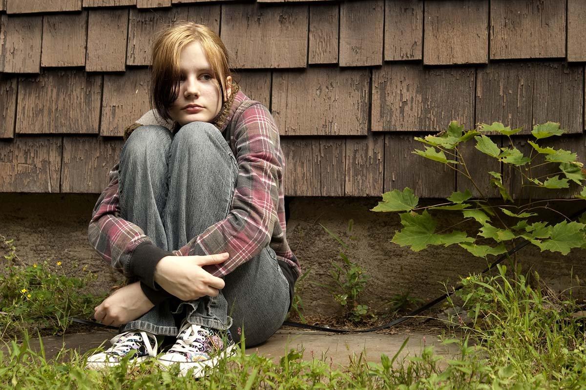 девочка подросток