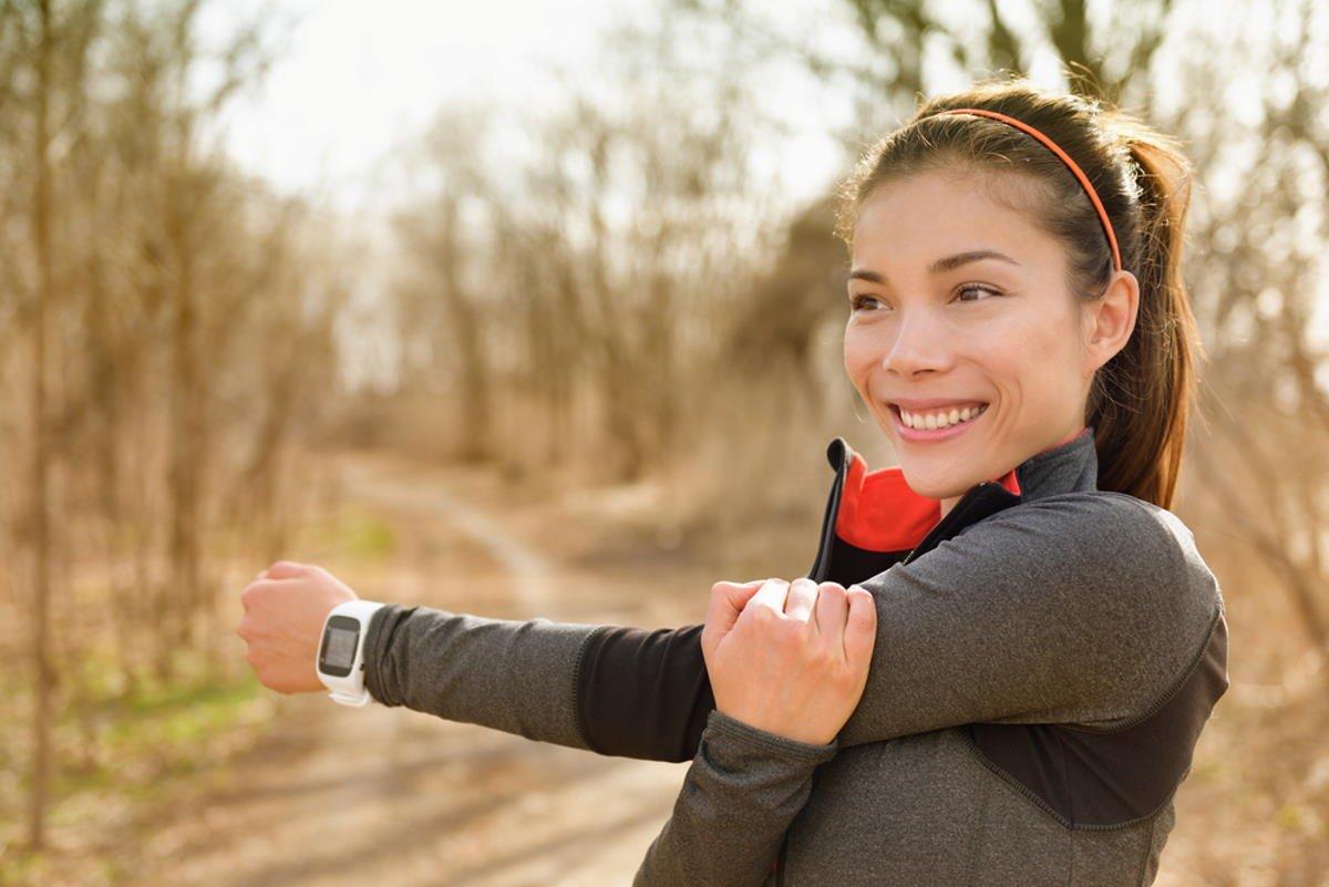 Ремешок для фитнес-браслета легко чистится дома