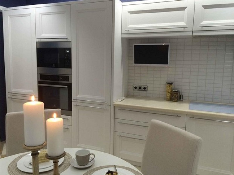 ремонт кухни в квартире своими руками