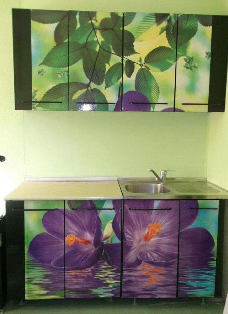 Как обновить кухонную мебель своими руками фото