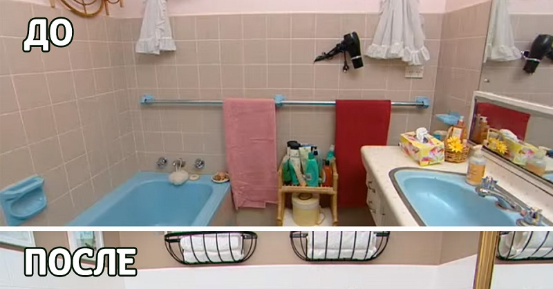 Ремонт в ванной своими руками фото маленький 2