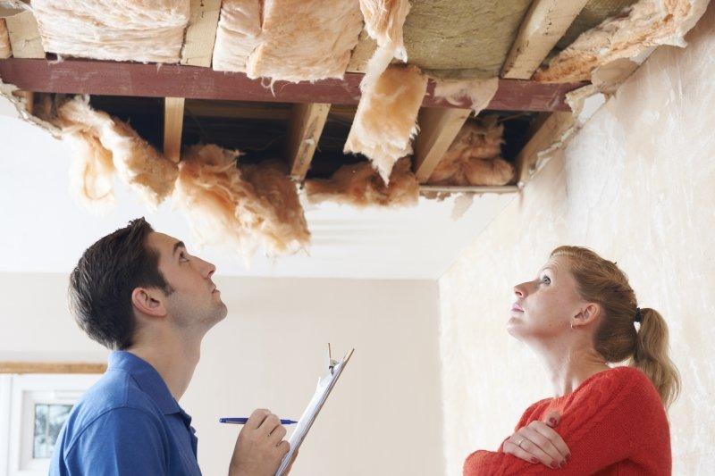 что делать если натяжной потолок провис