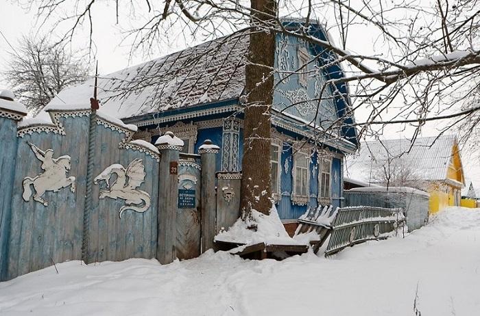 внутренний ремонт старого деревянного дома