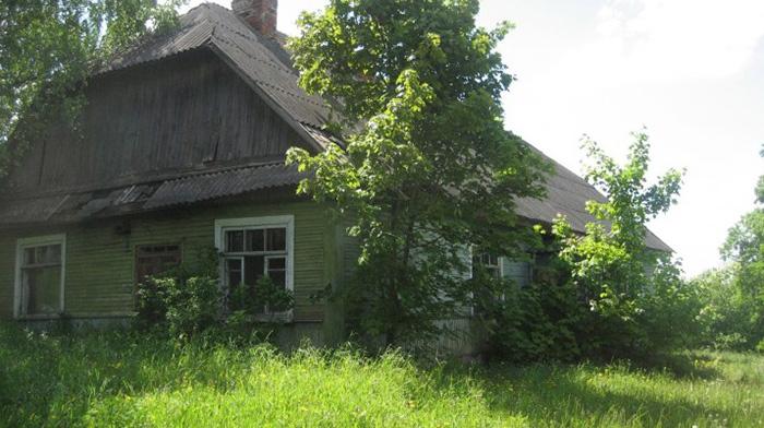 ремонт старого дома