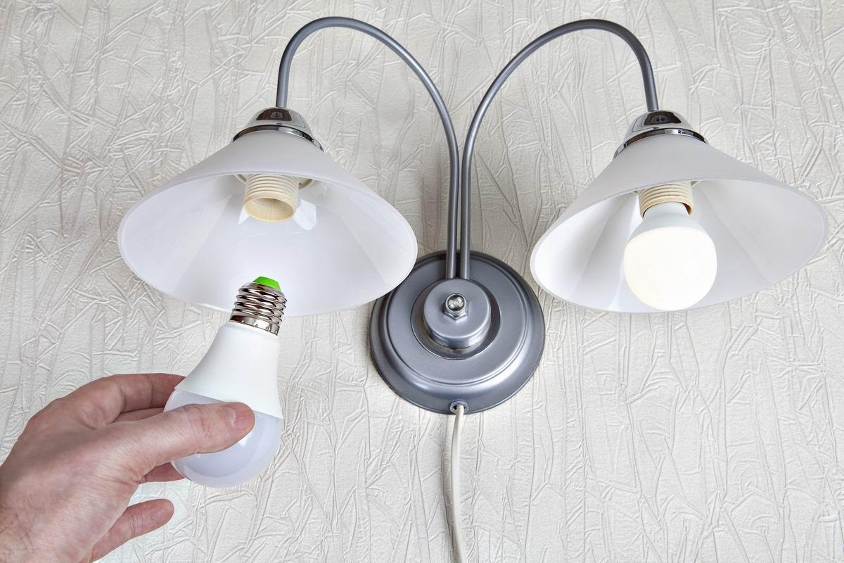 Что поможет мгновенно починить сгоревшую светодиодную лампочку