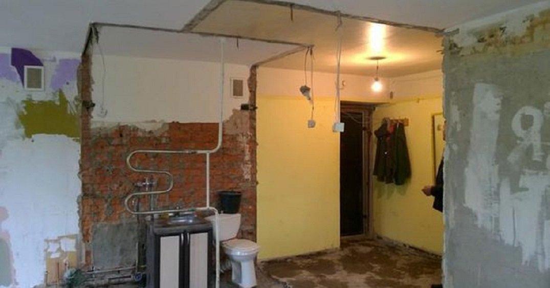 Квартира 32 кв. м после ремонта! Только взгляни, волшебное преображение!