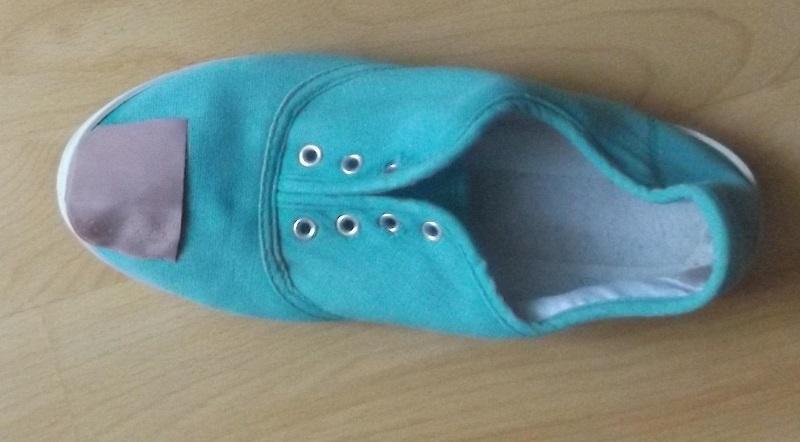 как переделать старую обувь