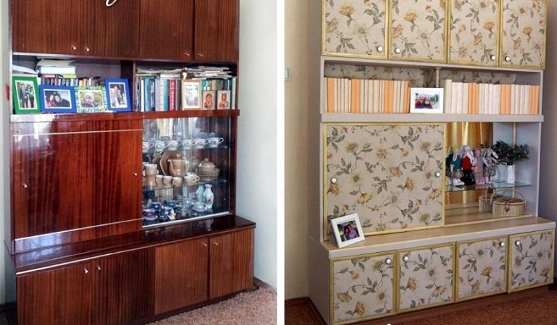 Старая мебель обновляем своими руками