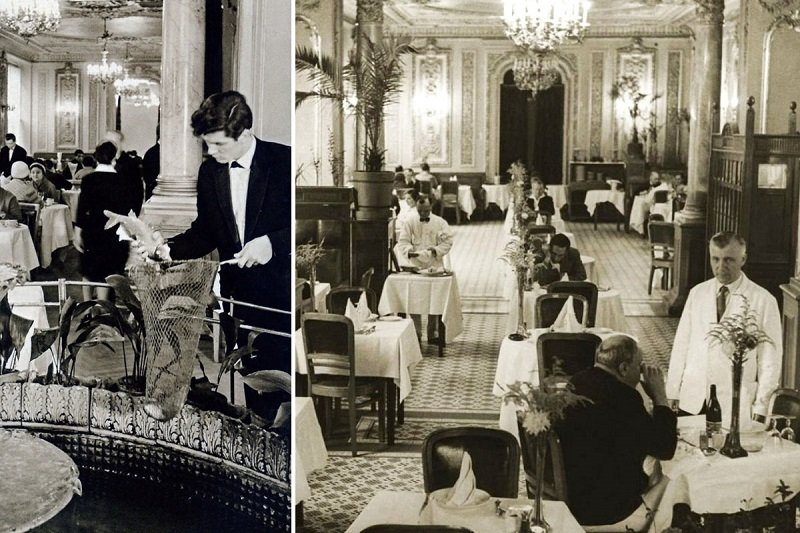 О походе в какой ресторан мечтали все советские дамы